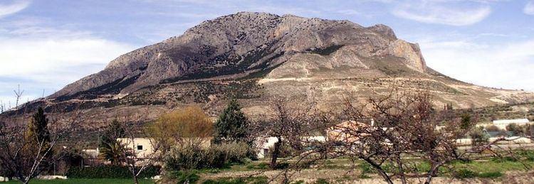 Jabalcón Cerro Jabalcn Informacin til y fotos