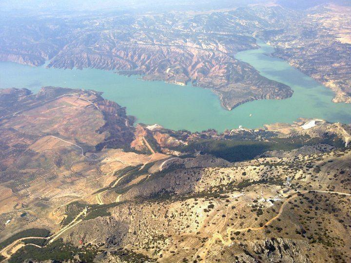 Jabalcón Jabalcn Lake justACROcom