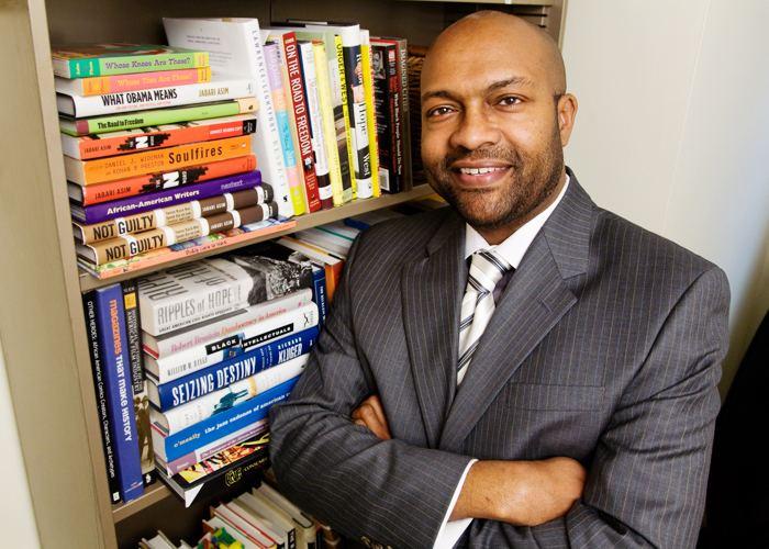 Jabari Asim Illinois Scholar39s new book examines cultural forces