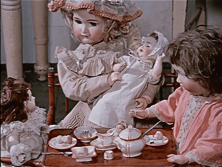 Jabberwocky (1971 film) Jabberwocky Jan vankmajer 1971 Spectacular Attractions
