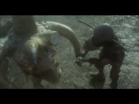 Jabberwocky (film) Jabberwocky The Monster YouTube