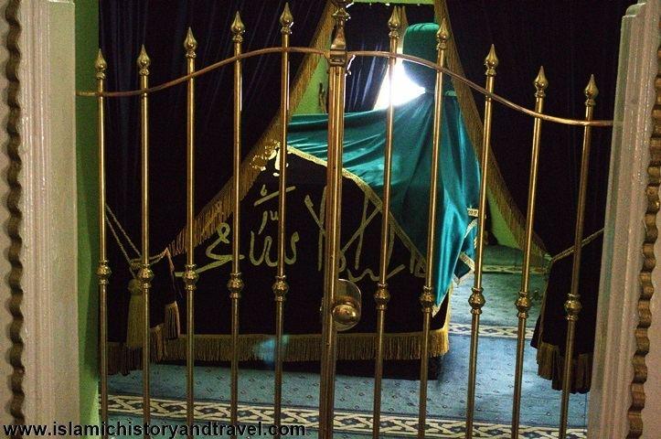 Jabir ibn Abd Allah Photos of the Sahaba buried in Istanbul