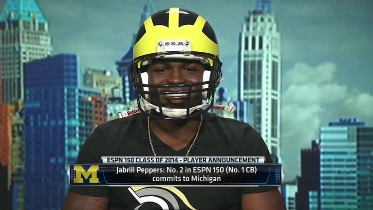 Jabrill Peppers Jabrill Peppers MGoVideo
