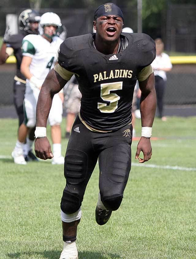 Jabrill Peppers Slideshow Jabrill Peppers debuts for Paramus Catholic