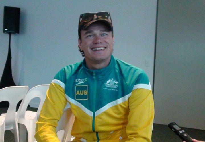 Jacco Verhaeren Jacco Verhaeren Analyzes His Australian Swim Team At World