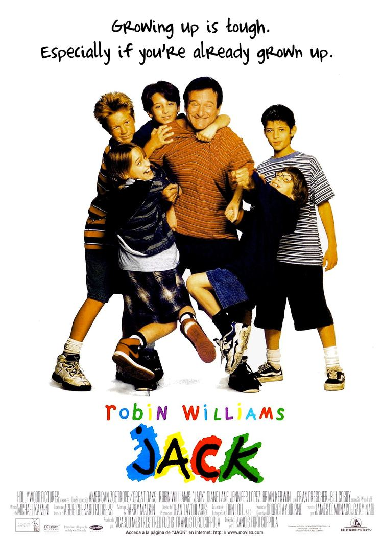 Jack (1996 film) Waichings Movie Thoughts More Retro Movie Review Jack 1996