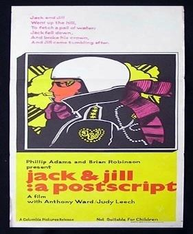 Jack and Jill: A Postscript movie poster