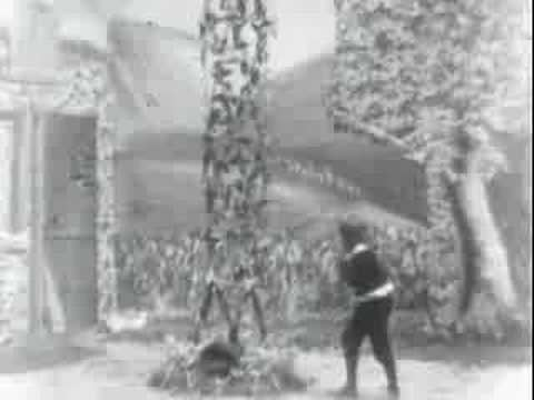 Jack and the Beanstalk (1902 film) Jack and the Beanstalk 1902 silent film part 3 YouTube