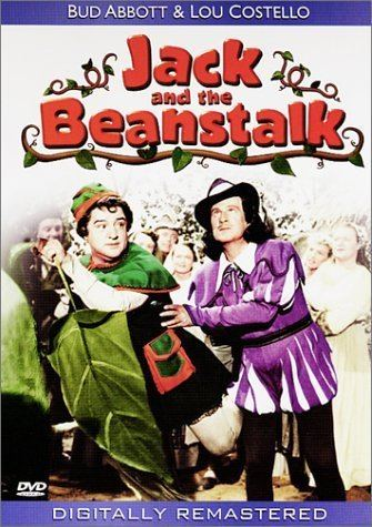 Jack and the Beanstalk (1952 film) Amazoncom Jack and the Beanstalk Bud Abbott Lou Costello Buddy