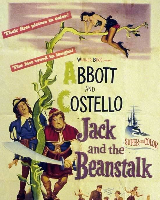 Jack and the Beanstalk (1952 film) Jack and the Beanstalk 1952 World Worth Watching