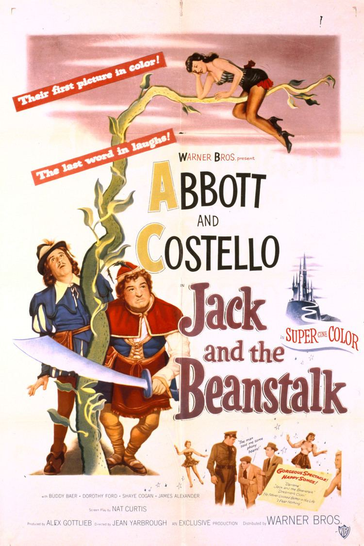 Jack and the Beanstalk (1952 film) wwwgstaticcomtvthumbmovieposters1780p1780p