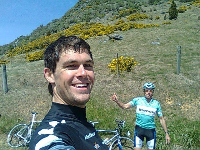 Jack Bauer (cyclist) Jack Bauer New Zealand Son Riding the World ProVloPassion