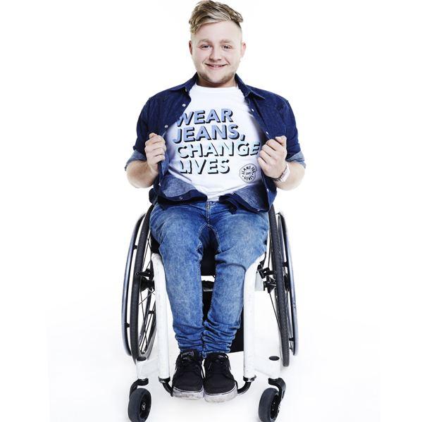 Jack Binstead Bad Education39s Jack Binstead is the latest Jeans for