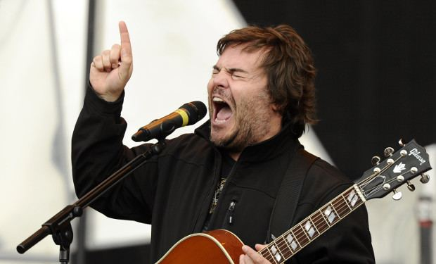 Jack Black Read This Gently 10 Things You Didnt Know About Tenacious D IFC
