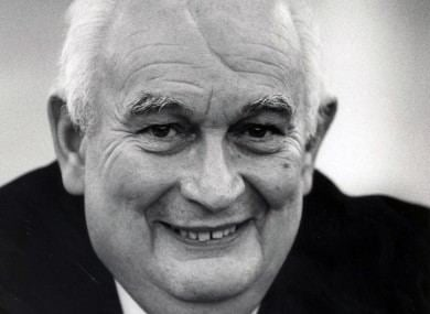 Jack Boothman GAA in mourning as former president Jack Boothman passes away The42