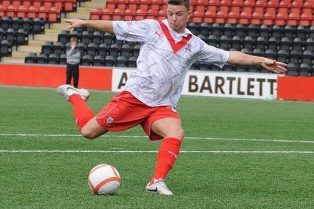 Jack Boyle (footballer) Airdrie midfielder Jack Boyle leaves club Daily Record