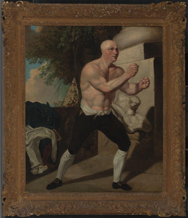 Jack Broughton FileJohn Hamilton Mortimer Jack Broughton the Boxer