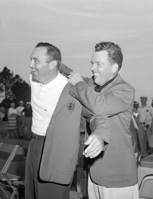 Jack Burke, Jr. The 1950s Masters