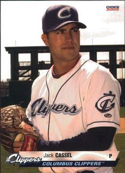 Jack Cassel Jack Cassel Gallery The Trading Card Database