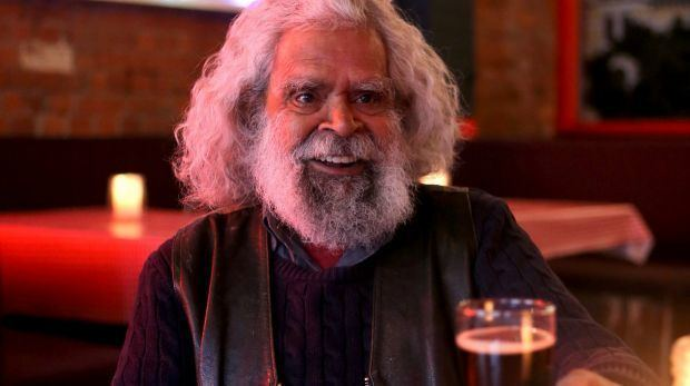 Jack Charles (actor) Lunch with Jack Charles