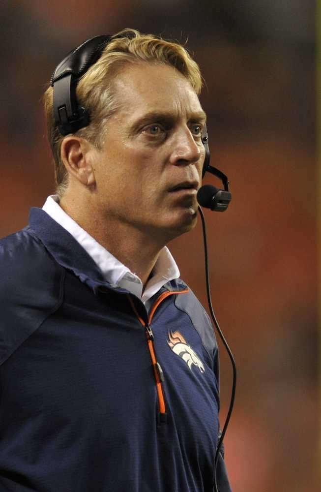 Jack Del Rio Focused on Broncos not past with Jaguars Jack Del Rio