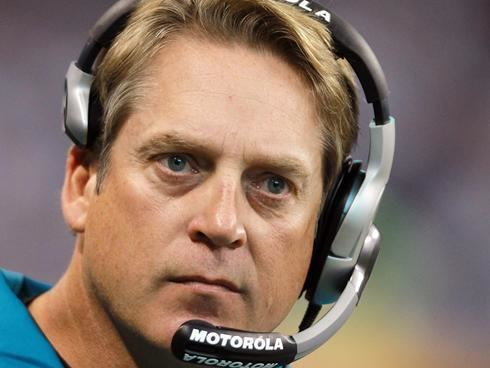 Jack Del Rio Jack Del Rio fired by Jaguars after nine years