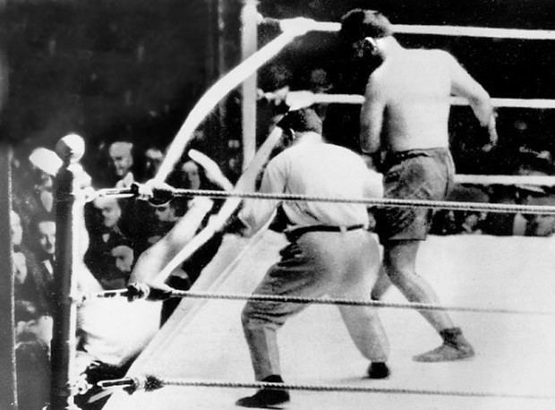 Jack Dempsey vs. Luis Ángel Firpo Sept 14 1923 Dempsey vs FirpoThe Fight City