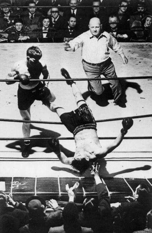 Jack Dempsey vs. Luis Ángel Firpo El boxeador Jack Dempsey vence a Luis ngel Firpo septiembre de