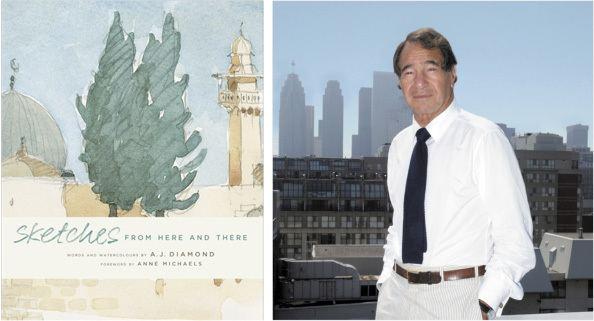 Jack Diamond (architect) Meet the Artist Jack Diamond Book Signing AGO Art