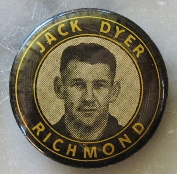 Jack Dyer 16 best DYER Jack Dyer Captain Blood Footballer 1913 2003