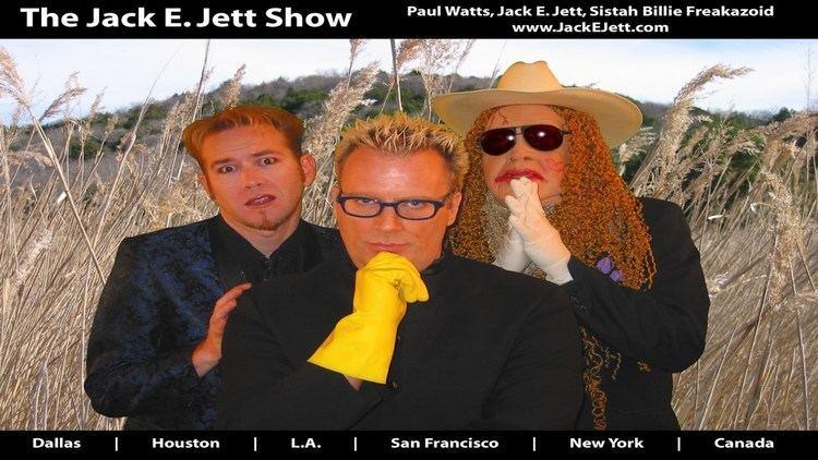 Jack E. Jett The Jack E Jett Show The Adventures of Triangle Woman YouTube