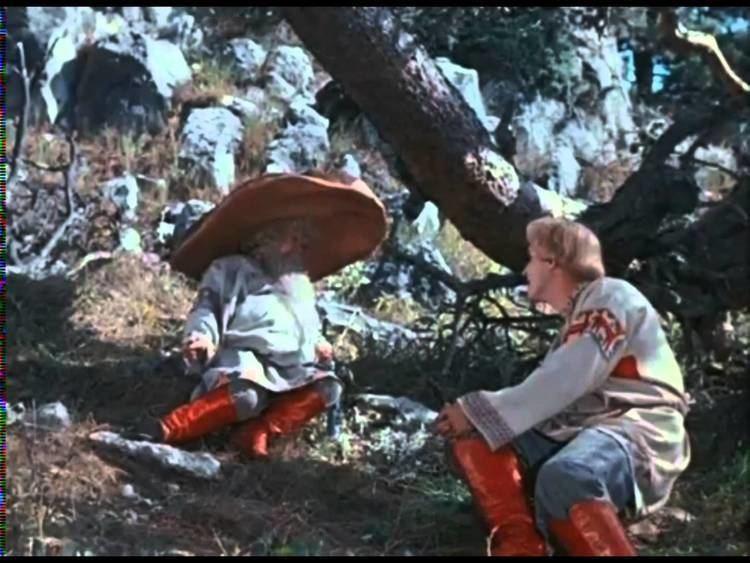 Jack Frost (1964 film) Morozko aka Jack Frost Ivan Father Mushroom Play Hideand