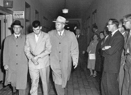 Jack Gilbert Graham ExecutedTodaycom 1957 Jack Gilbert Graham terror of