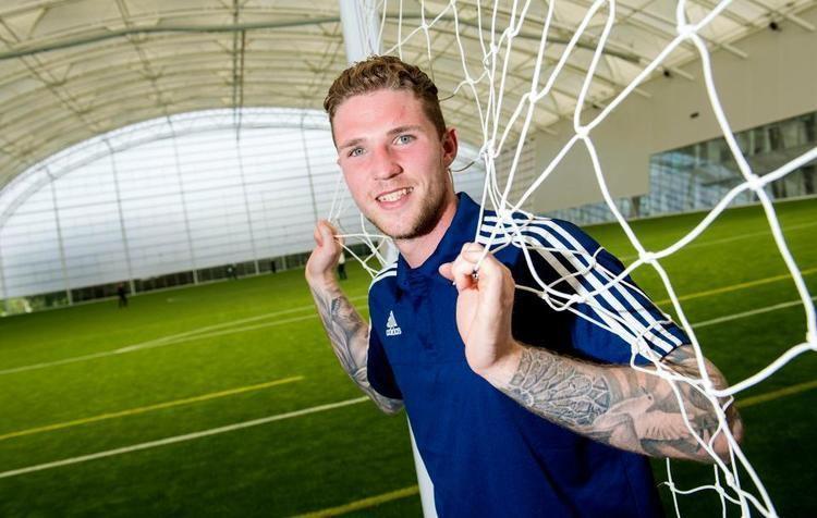 Jack Hamilton (goalkeeper) Hearts stopper Jack Hamilton hails mentorand rival Craig Gordon