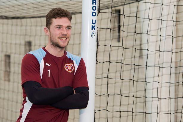 Jack Hamilton (goalkeeper) Hearts goalkeeper Jack Hamilton says close pal Callum Paterson will