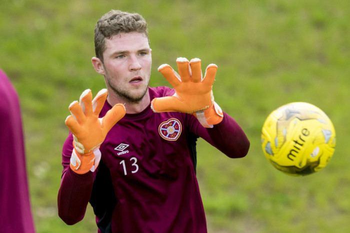 Jack Hamilton (goalkeeper) Hearts consider move for a new goalkeeper Edinburgh Evening News