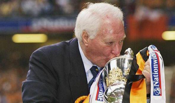 Jack Hayward Wolves release club statement after Sir Jack Hayward