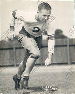 Jack Hillman 1934 Stanford Cardinal Football Player Fullback Jack Hillman Press