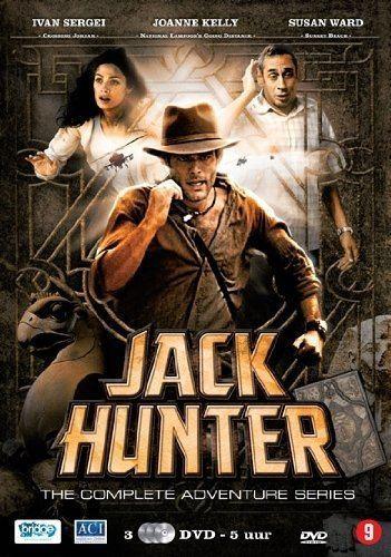 Jack Hunter and the Lost Treasure of Ugarit Jack Hunter Complete Adventure Series 3DVD Box Set Jack Hunter