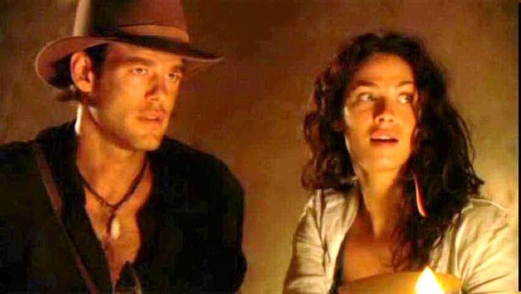 Jack Hunter and the Lost Treasure of Ugarit Ivan Sergei in Jack Hunter and the Lost Treasure of Ugarit