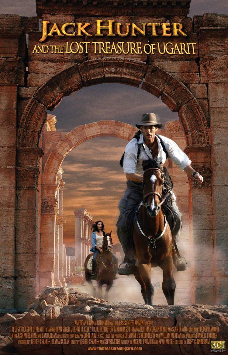 Jack Hunter and the Lost Treasure of Ugarit wwwimpawardscomtvpostersjackhunterandthel
