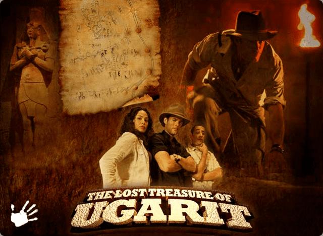 Jack Hunter and the Lost Treasure of Ugarit Jack Hunter and the Lost Treasure of Ugarit jumpingsharks