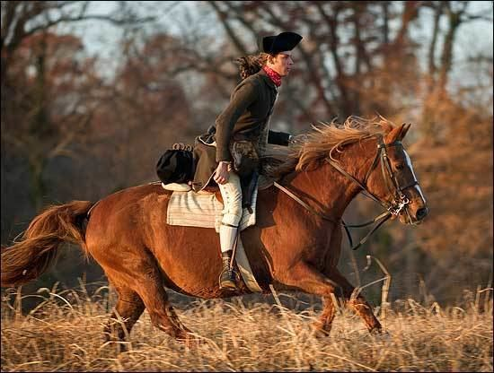 Jack Jouett Captain Jack Jouett39s Ride to the Rescue The Colonial