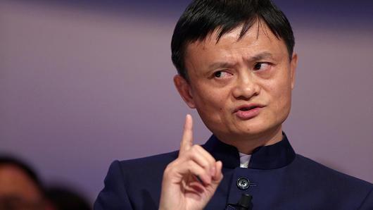 Jack Ma Alibaba39s Jack Ma on why he employs a lot of women