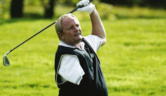 Jack Newton (footballer) 30 years Jack Newton on the lifechanging accident Golf Australia
