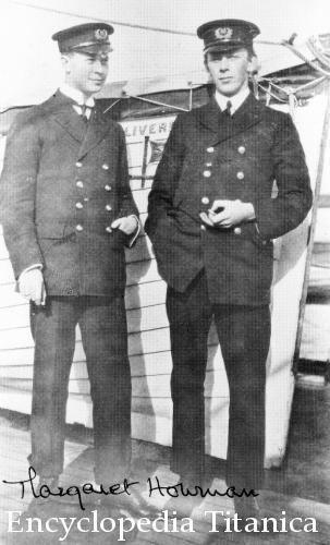 Jack Phillips (wireless officer) Jack Phillips Titanic Wireless Operator