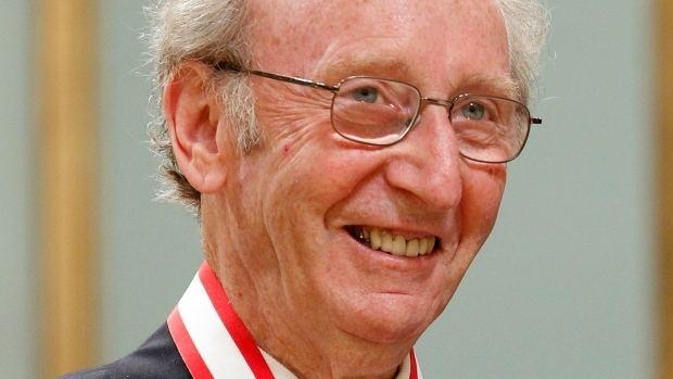 Jack Rabinovitch Jack Rabinovitch creator of Giller Prize dies at 87