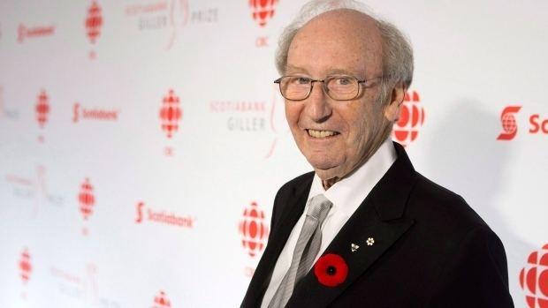 Jack Rabinovitch Giller Prize founder Jack Rabinovitch dead at 87 CP24com