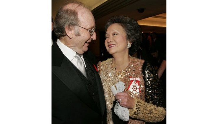 Jack Rabinovitch Jack Rabinovitch creator of Giller Prize dies at 87 Toronto Star