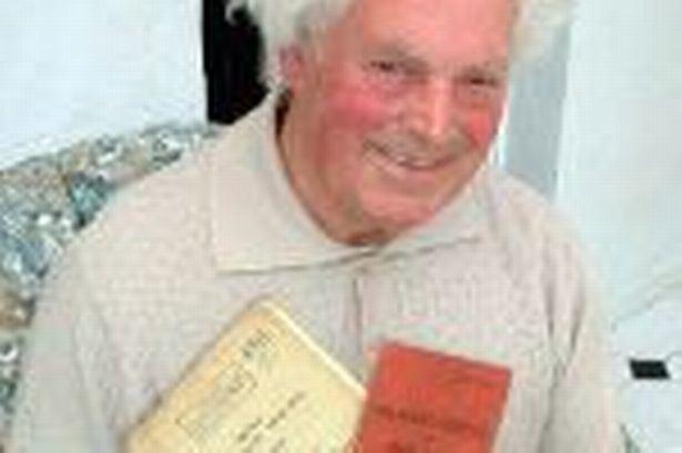Jack Smethurst Jack let the world know war was over Rossendale Free Press